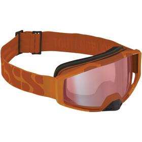 IXS Trigger Mirror Occhiali a basso profilo, arancione